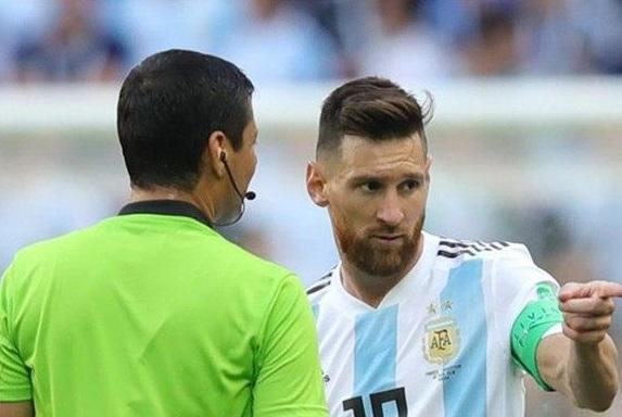 سالروز بازی هیجان انگیز فرانسه و آرژانتین با قضاوت فغانی