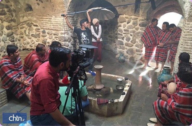 مجموعه طنز تلویزیونی شیش و ده در حمام تاریخی ابراهیم آباد ساخته می گردد