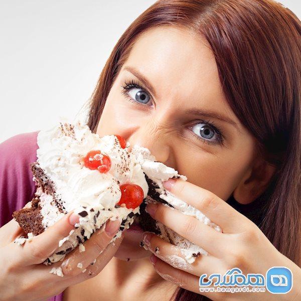 مصرف شکر شما را پُرخورتر می نماید