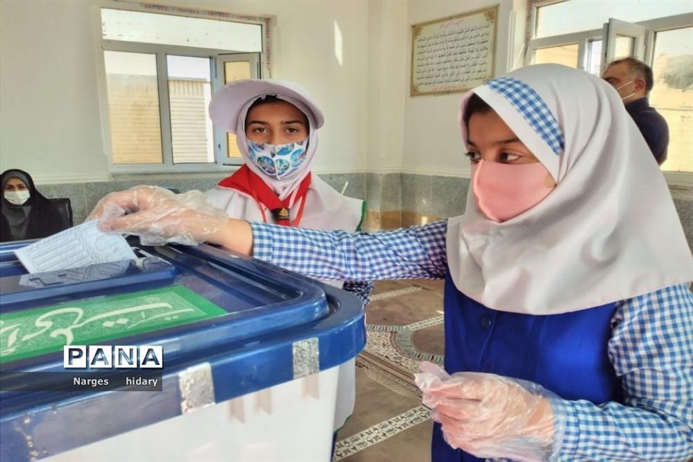 آخرین مهلت شرکت در انتخابات شوراهای دانش آموزی؛ دانش آموزان رای دهید