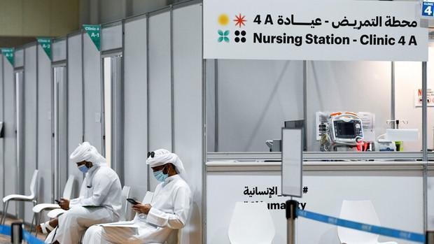 ساخت دستگاه نابوده کننده ویروس کرونا در هوا و روی سطوح در امارات