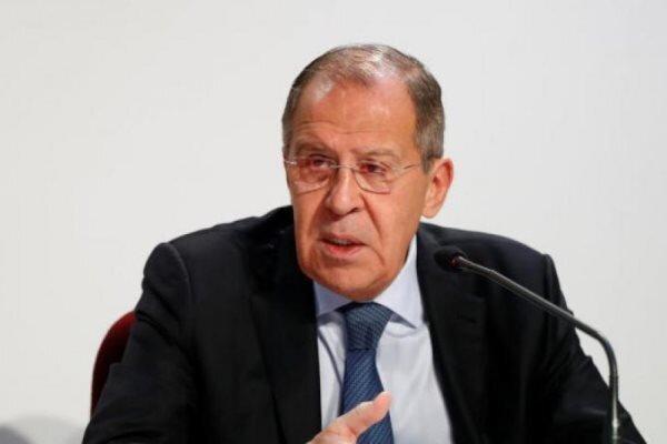 لاوروف: غرب به دنبال آشوب در روسیه و بلاروس است