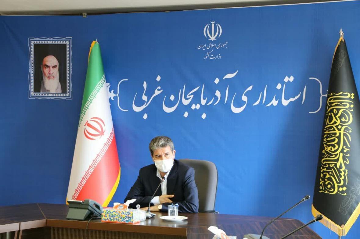 خبرنگاران استاندار: 546 روستای آذربایجان غربی آبرسانی شد