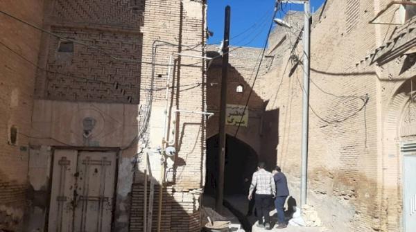 شروع بازسازی ساباط تاریخی احمدی در دزفول