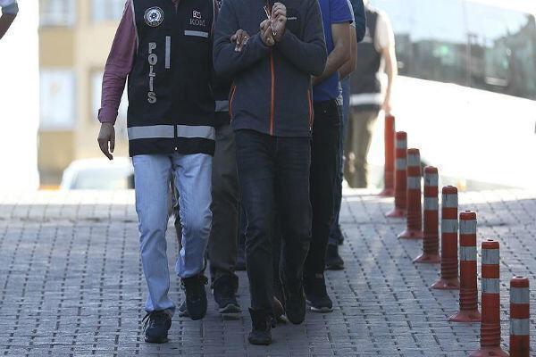 خبرنگاران ترکیه از دستگیری 18 عراقی به اتهام ارتباط با داعش اطلاع داد