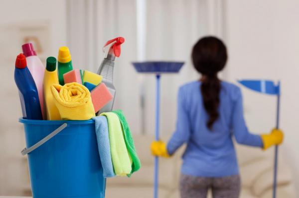اصول خانه تکانی عید نوروز برای خانم های شاغل