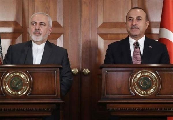 ظریف: منتظر حضور اردوغان در تهران هستیم
