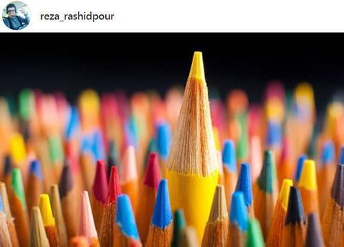 پیشنهاد رضا رشیدپور برای شاد کردن بچه ها کار