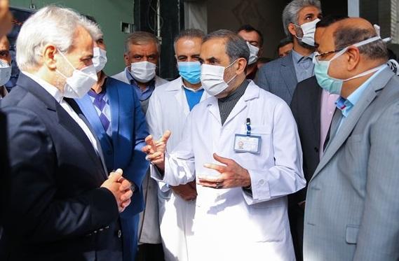 بیمارستان مسیح دانشوری جزء 27 مرکز درمانی برتر منطقه