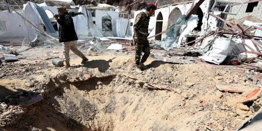 خبرنگاران صحن الجن؛ صحنه خودزنی ائتلاف سعودی در یمن