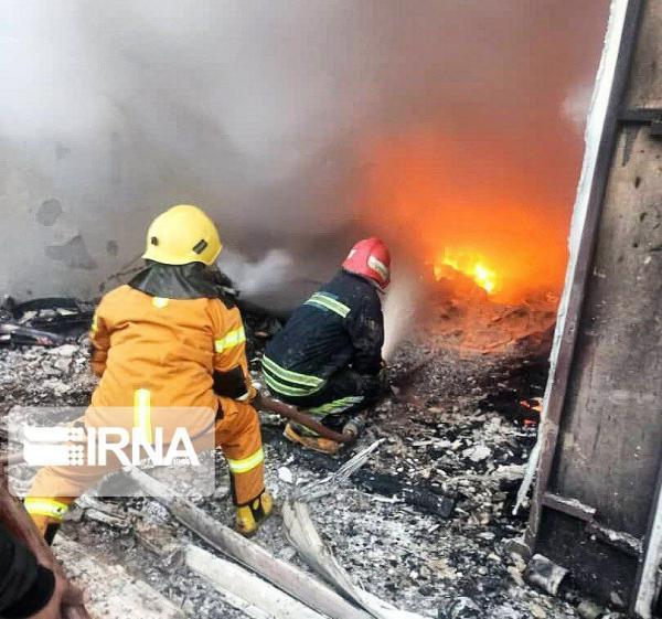 خبرنگاران حادثه آتش سوزی اسکان فرهنگیان در دزفول با قید فوریت بررسی شود