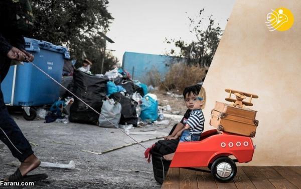 (تصاویر) تناقض و بی عدالتی را در این عکس های هنری ببینید!