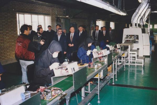 جوابیه گروه سام به خبر عدم وجود خط فراوری محصولات سامسونگ در ایران