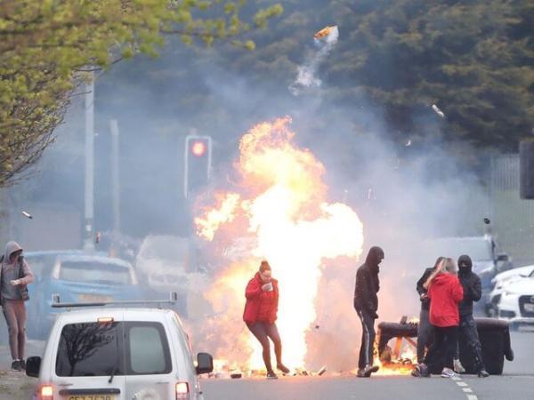 هشدار به بوریس جانسون درباره خلاء سیاسی خطرناک در ایرلند شمالی