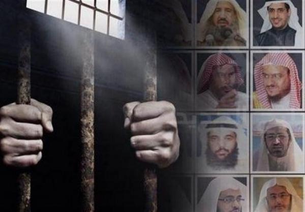نمایشگاه سازمان حقوق بشری برای محکومیت سرکوب آزادی بیان در عربستان