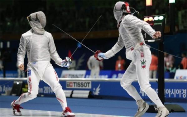 اولین حریف شمشیربازی ایران در المپیک مشخص شد