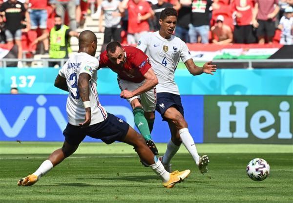 یورو 2020، پلاتینی: فرانسه نامزد اصلی قهرمانی است