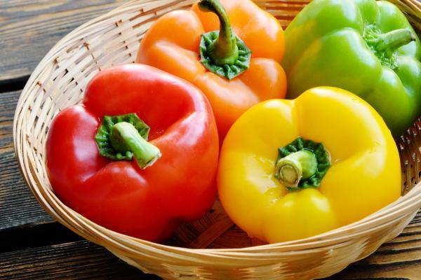 کالری فلفل دلمه ای سبز، زرد، قرمز و چیلی چقدر است؟ ارزش غذایی و خواص فلفل دلمه ای چیست؟