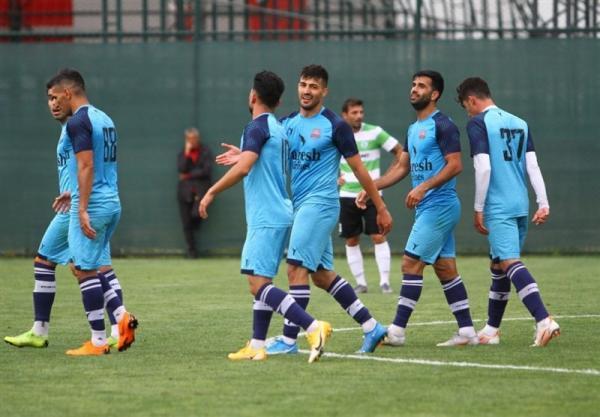 بازیکنان نساجی تست کرونا دادند، شاگردان الهامی سه شنبه به ایران برمی گردند
