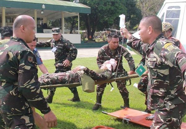 تعداد کشته شدگان سقوط هواپیما در فیلیپین به 50 نفر رسید