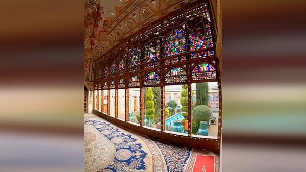 خانه معتمدی در اصفهان را حتما ببینید